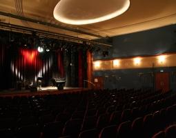 Theatersaal Wühlmäuse